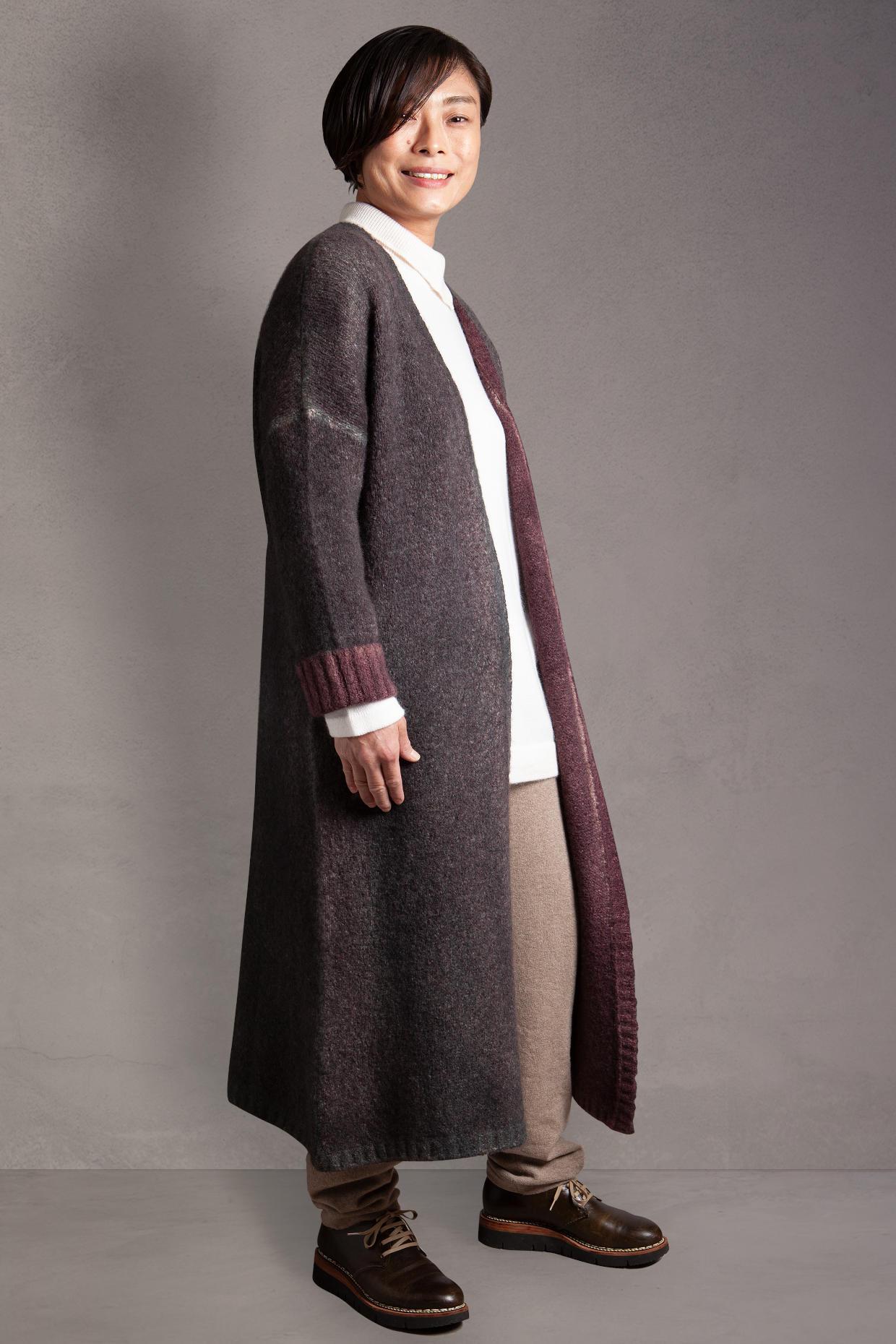 cashmere reversible